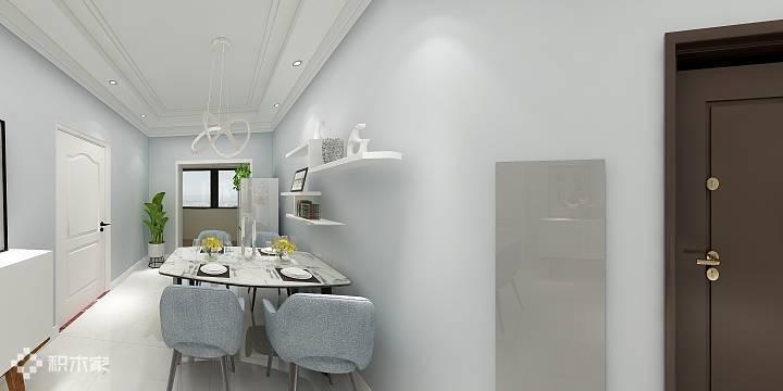 7积木家现代简约餐厅效果图.jpg