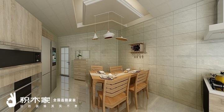 9積木家現代簡約餐廳效果圖.jpg