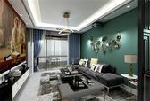 108㎡ | 现代简约 | 两室两厅 | 低价也能装出高品质!