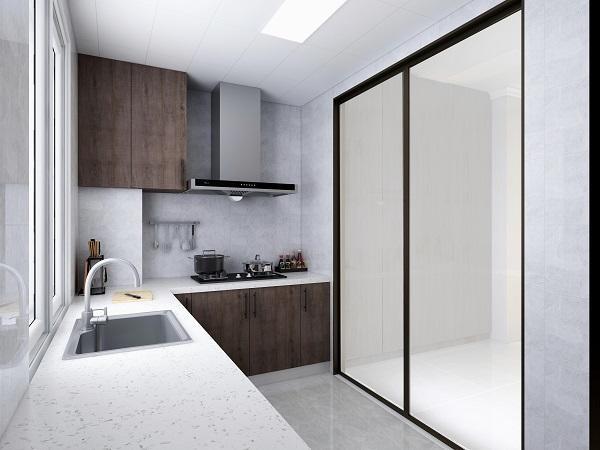 西安厨房装修,橱柜选择什么样的拉手比较实用?