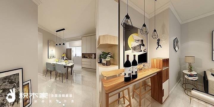2積木家現代簡約餐廳效果圖.jpg
