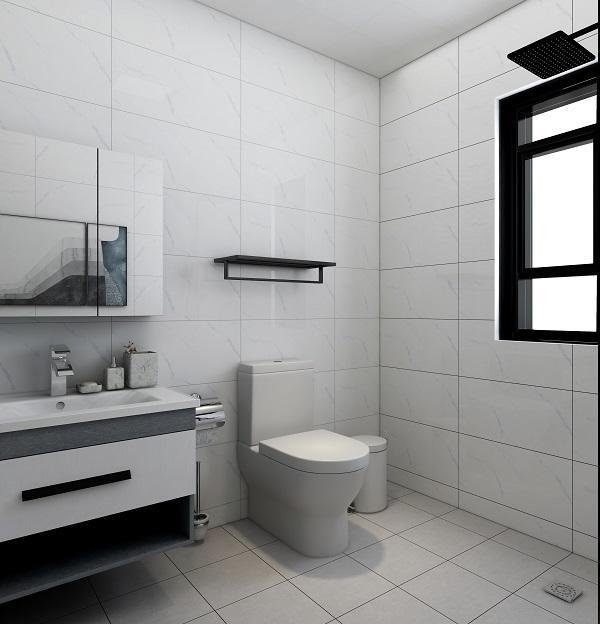 小衛生間怎么裝修合理又實用?設計師經驗分享!