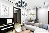 130平米 | 现代简约 | 三室两厅| 装修设计,高级又大气!