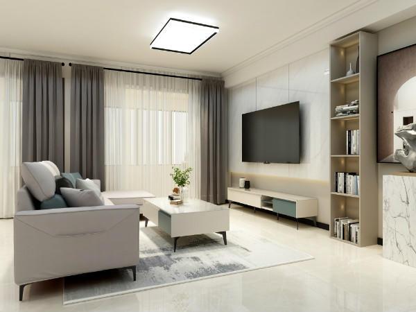 瓷磚、墻布、油漆哪種材料更適合客廳裝修?
