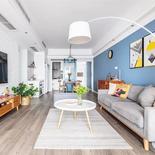 客厅墙壁应该选择什么颜色?这四种超级百搭的颜色组合让您轻松获得家居色彩