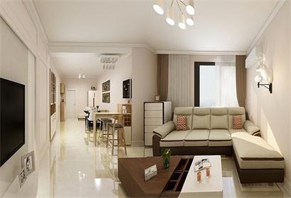 现代简约客厅设计,20-30平米的客厅都适合!