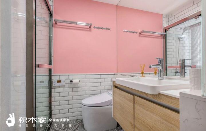 衛生間墻磚開縫原因及常見處理方法