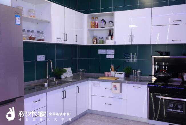 北方人裝修時應該把廚房設計成什么樣的-2