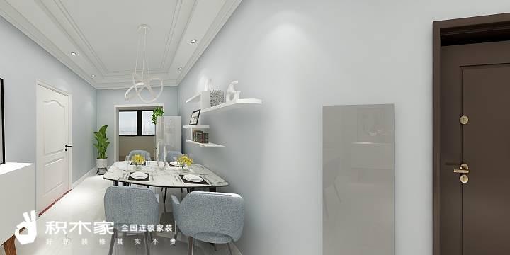 4積木家現代簡約餐廳效果圖.jpg