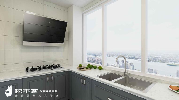 3積木家現代簡約廚房效果圖.jpg