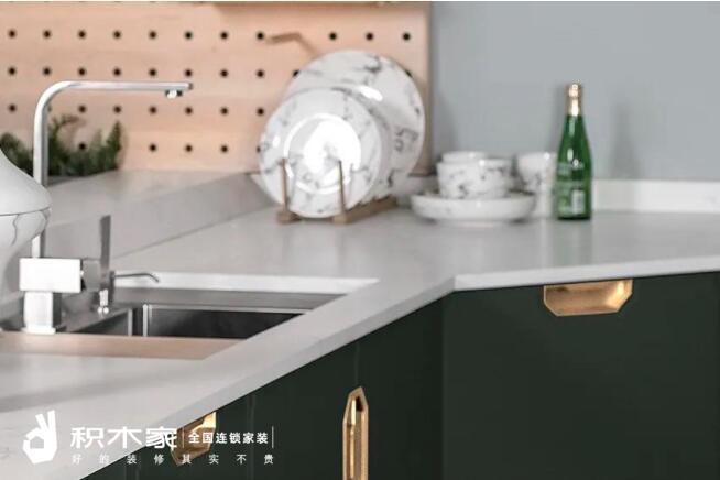 北方人裝修時應該把廚房設計成什么樣的-3