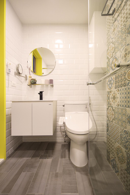 积木家北欧风格】色彩丰富充满活力的家!装修效果图
