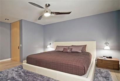 不一样的北欧卧室,不一样的颜色不一样的生活!